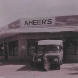Aheers old store